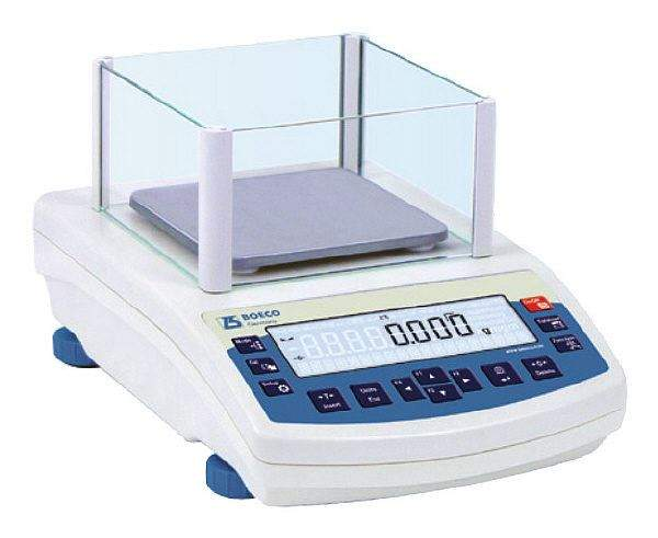 Analytical balances BOECO BAS/BPS Plus