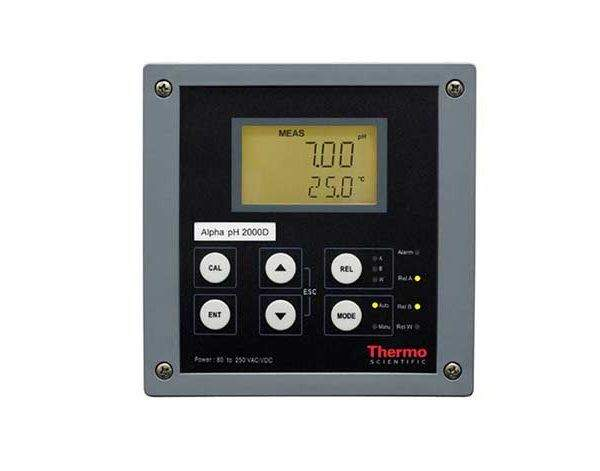 Máy đo pH online Alpha pH 2000