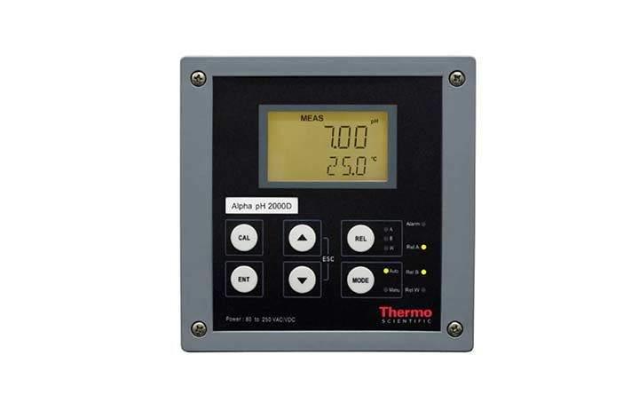 Alpha-pH-2000D-Controller—Transmitter