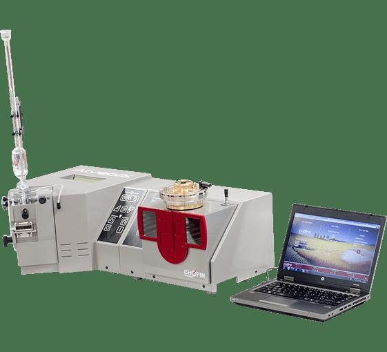Máy đo đặc tính vật lý của khối bột nhào AlveoPC