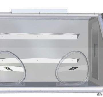 Tủ ủ kỵ khí BACTRON600 Shellab | 453L 600 Plate