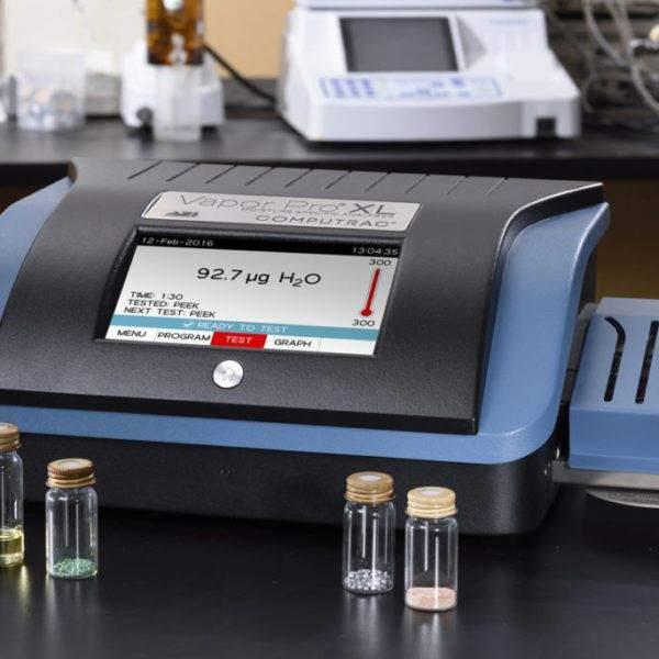 Máy Xác định hàm lượng nước | Computrac Vapor Pro XL