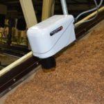 Cảm biến MCT 460T trên dây chuyền sản xuất thuốc lá