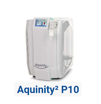 Aquinity² P10 ultrapure water system