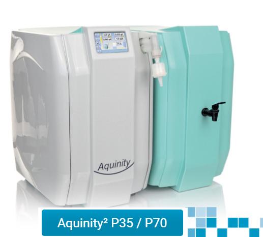 membraPure Water Purification SystemsAquinity² P35/P70