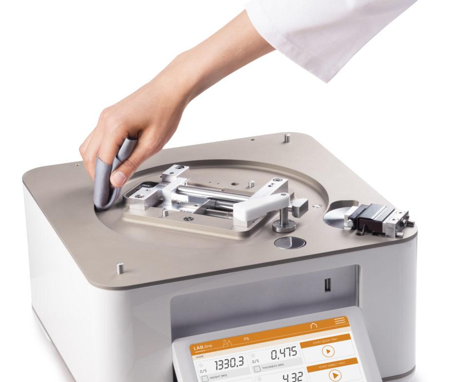 máy kiểm tra viên thuốc bán tự động P3