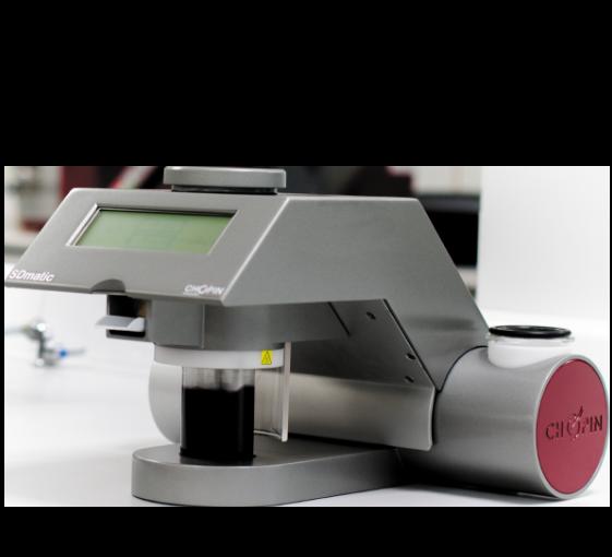 Máy đo hàm lượng tinh bột phá hủy SD Matic