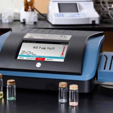 Xác định hàm lượng nước | Computrac Vapor Pro XL