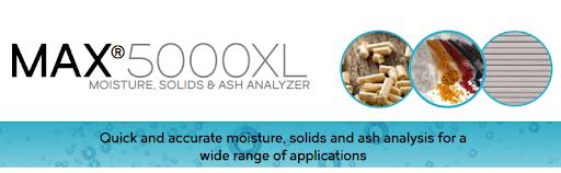 máy đo hàm lượng tro MAX 5000XL