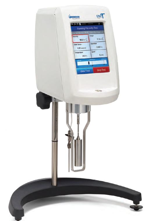 Máy đo độ nhớt màn hình cảm ứng DV2T