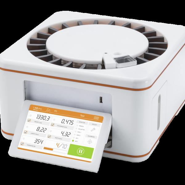 Máy kiểm tra độ cứng viên thuốc bán tự động P3