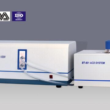 Máy phân tích phân bố kích thước hạt BT2003