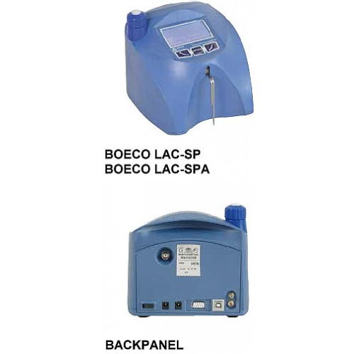 Milk Analyzer LAC-SP, LAC-SPA Boeco
