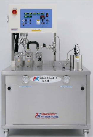 Máy tiệt trùng UHT MK-II