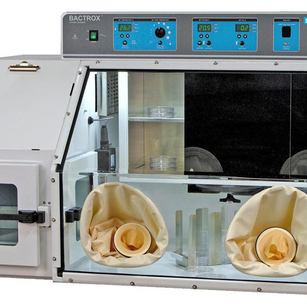 Tủ ủ vi khuẩn Hypoxia Bactrox Shellab