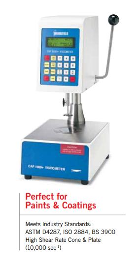 Máy đo độ nhớt CAP 1000+ Brookfield