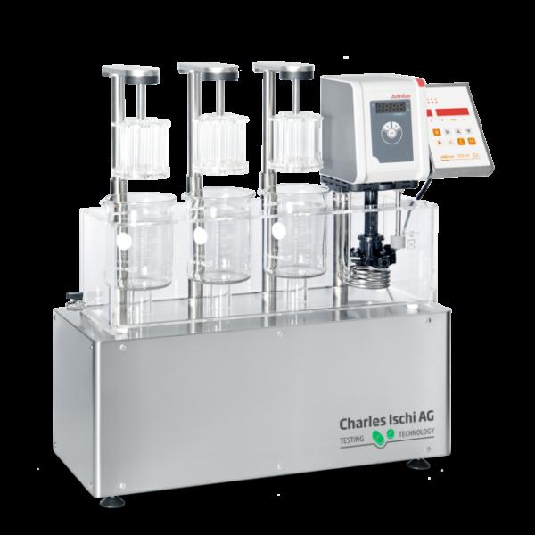 máy thử độ tan rã viên thuốc 3 giỏ DISI-3M