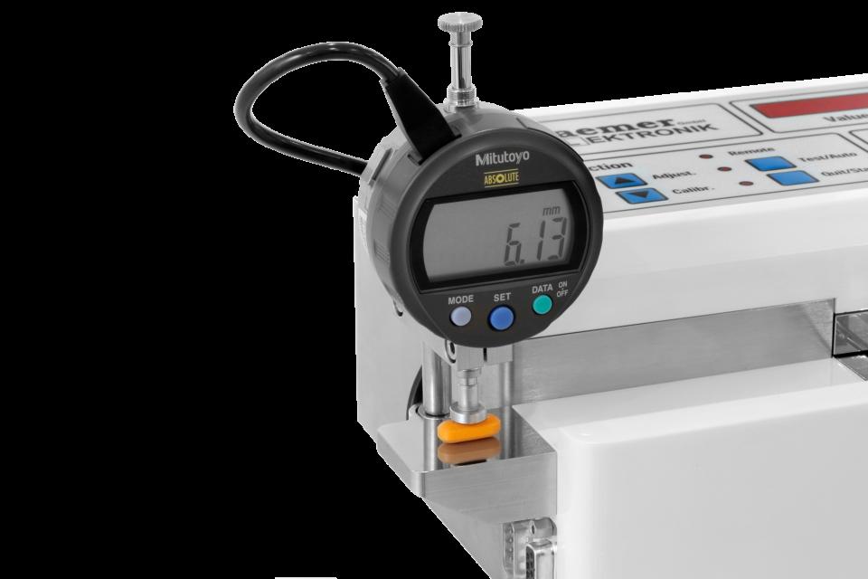 Máy đo độ dày viên thuốc dạng cơ HC6.2