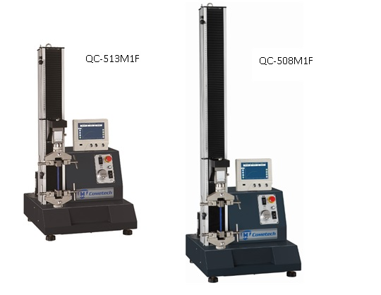 Computerized Tensile testing machine QC-508M1F and 513M1F
