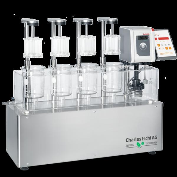 máy đo độ rã của thuốc viên 4 giỏ DISI-4M