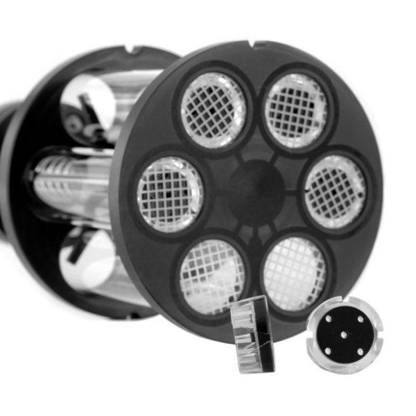 nguyên tắc của máy đo độ tan rã viên thuốc tự động