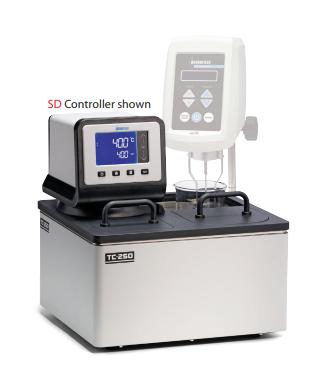 Bể điều nhiệt TC-250 Brookfield | Non-Refrigerated