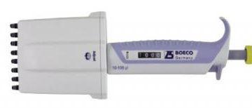 Micropipet Boeco 12 kênh     SA Series