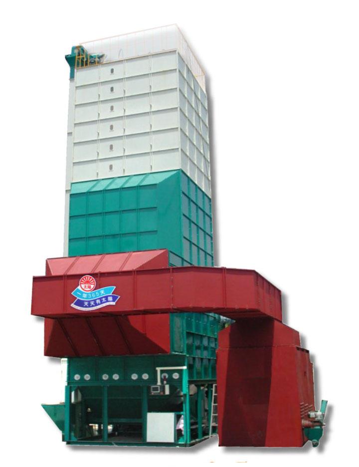 Hệ thống sấy lúa Megasun